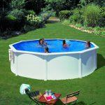 baseny ogrodowe